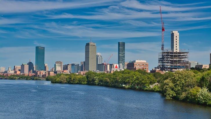 Boston Back Bay skyline. Image © Chris Rycroft via Flickr