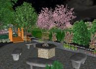 Various Landscaping Design Work