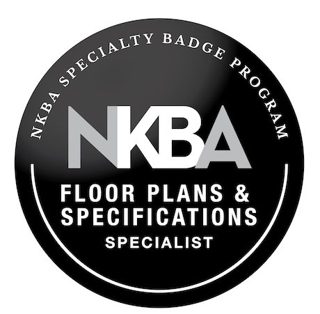 Recently acquired a Floor Plans & Specifications Specialist certification badge