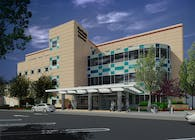 UCI Medical Center Chao Comprehensive Care Center by WBSA