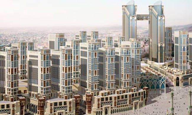 The Jabal Omar project