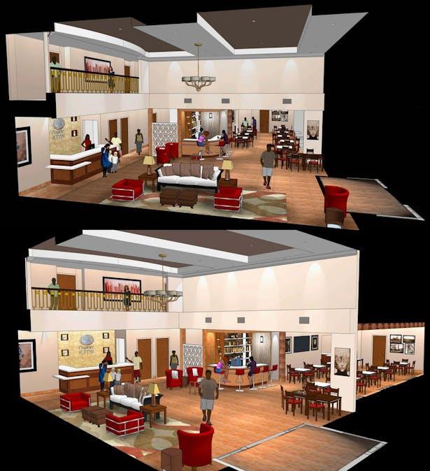 Choice Hotel - Comfort Suites at Dallas Executive Airport, Dallas, TX.