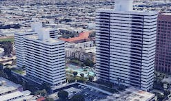 High rise fire in LA could prompt city to close a fire sprinkler loophole