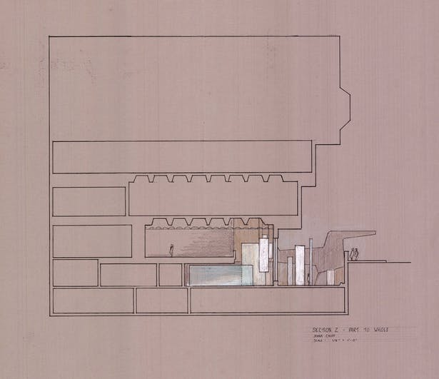 Massing Section
