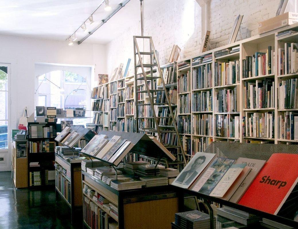 William Stout Architectural Books San Francisco location