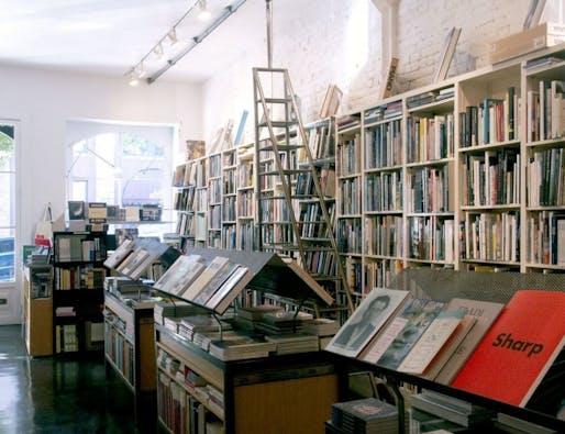 William Stout Architectural Books, San Francisco location. Image: Philip Cronerud.