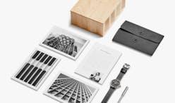 Shinola unveils limited edition watch celebrating the legacy of architect Minoru Yamasaki