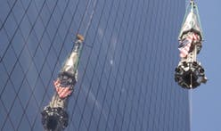 Watch The Spire Travel to the Top of One World Trade Center
