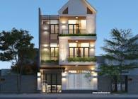 Thiết kế thi công biệt thự Hoà Xuân | NEOHouse