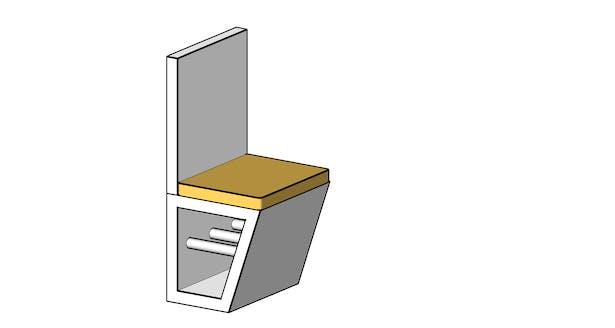 Parametric family: Chair
