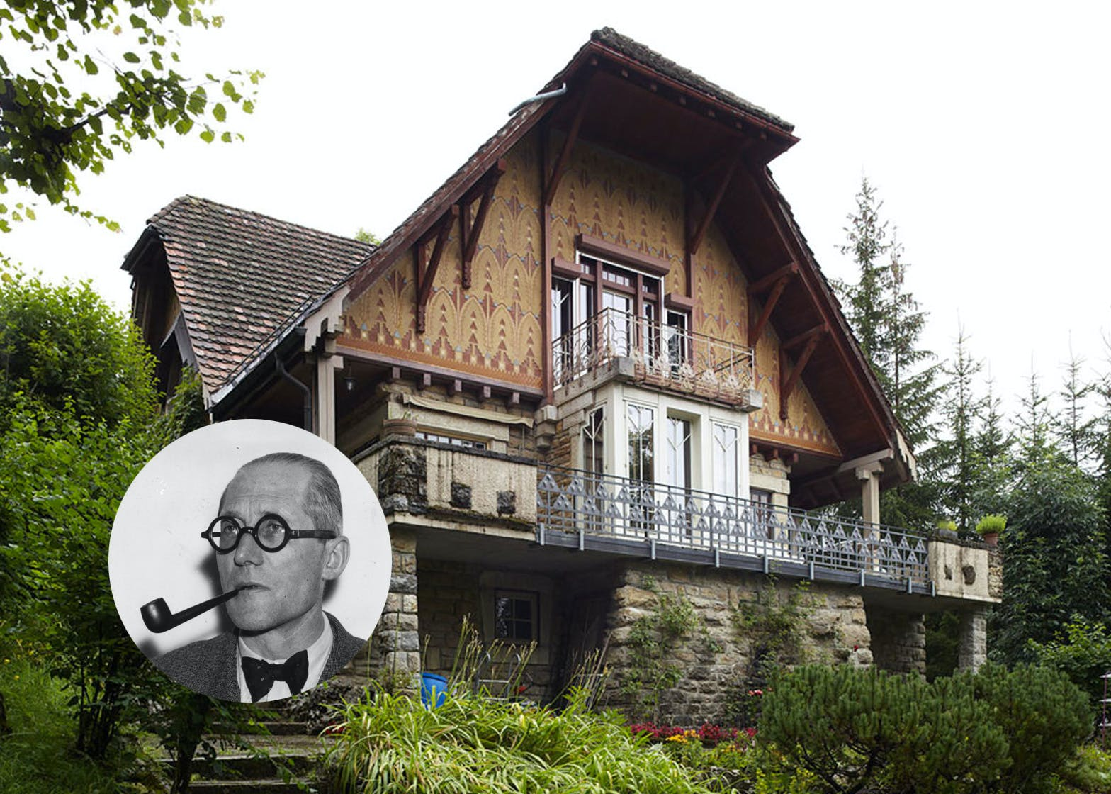 From the Ground Up: Le Corbusier | Features | Archinect