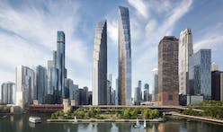 Twin towered development by SOM slated for failed Spire site advances in Chicago