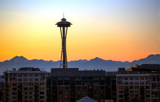 Seattle is poised for growth. Image courtesy of Flickr user Tiffany Von Arnim.