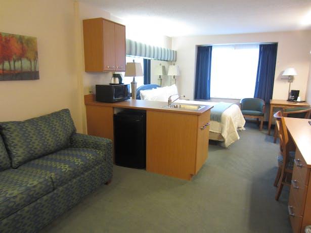 Suites After Renovation