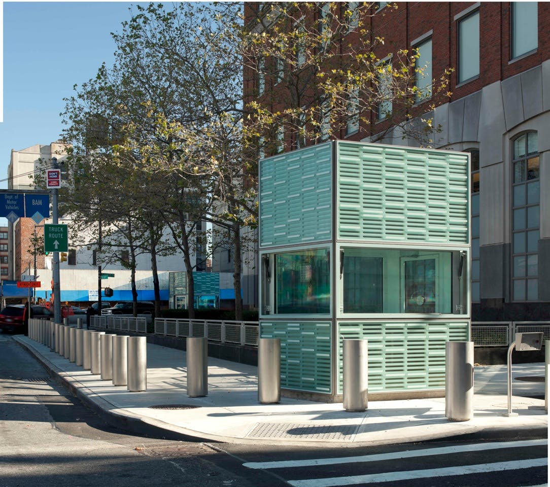 Wxy: 11 Metrotech Security Enhancements