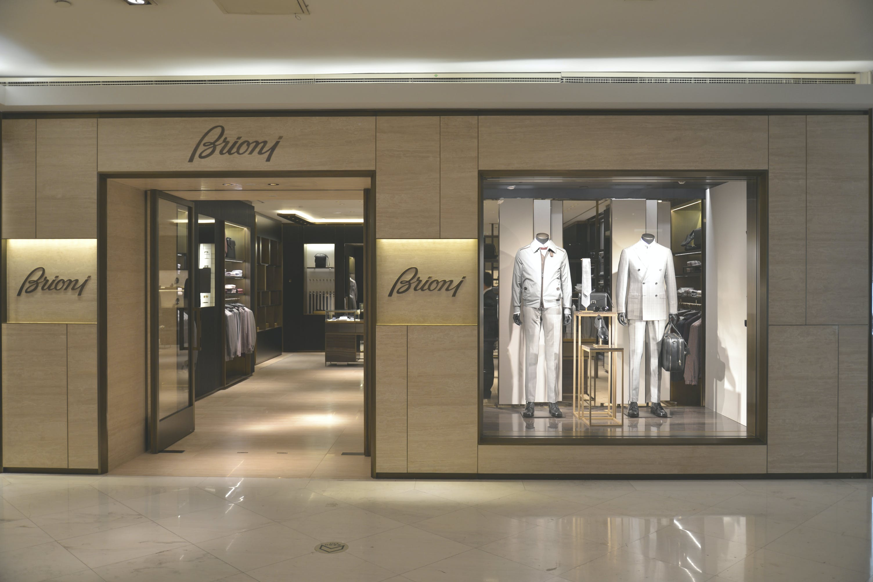 boutique in beijing  shin kong place  retail store  opened