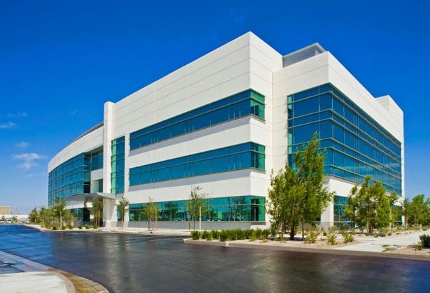 3 story build to suit for Dept. of Aviation, McCarran Airport