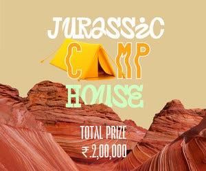 JURASSIC CAMP HOUSE