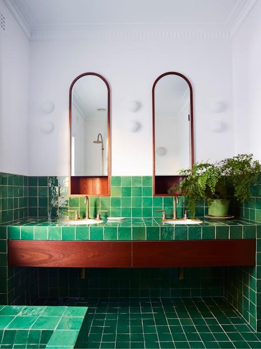'Residential Design': North Bondi Penthouse by SJB. Photo Credit: Anson Smart.