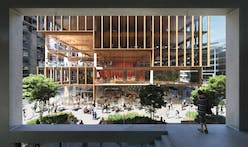 3XN unveils design for ​tallest timber office structure​ in North America