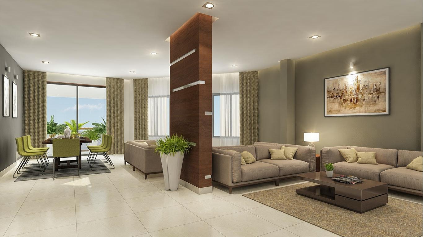 Luxury Flats In Kochi  Trinity New Catle