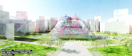 New Arch Design Post | Multi-Purpose Building | Architecture Design Volume 6