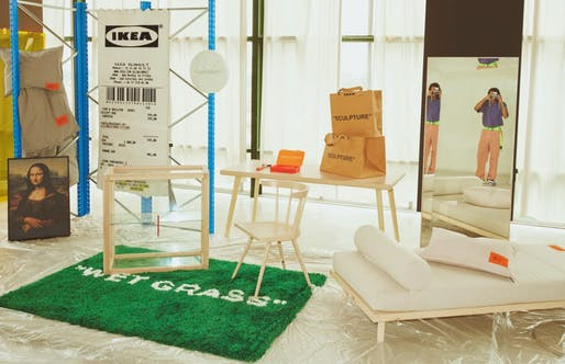 The MARKERAD Collection. Image courtesy of IKEA