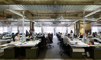 Open offices are closing people off from each other more, according to this recent study
