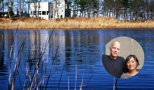 From a Home to President Obama's Library: Tod Williams Billie Tsien Architect's Eisenberg Residence