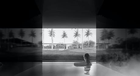 Jacuzzi room | concept design phrase | Can-Gio, Vietnam