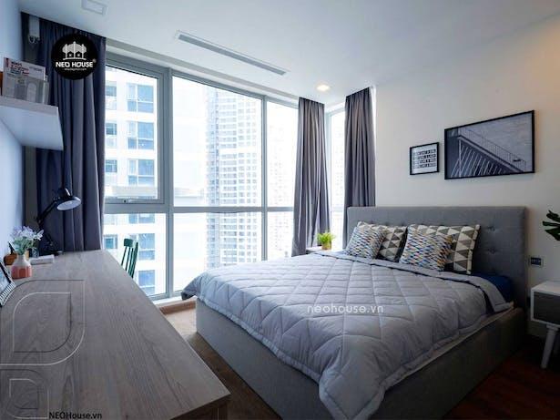 Thiết kế nội thất chung cư 70m2. Ảnh 3