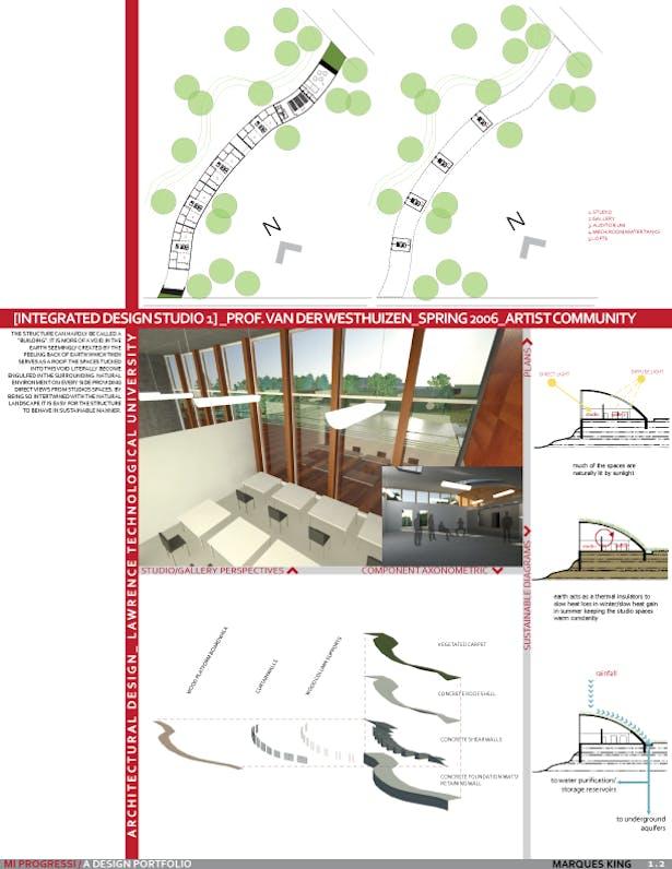 Intergrated Design Studio 1