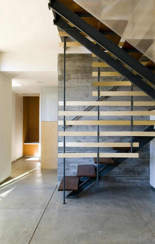 Rome Residence in Los Angeles, CA by Fung + Blatt Architects