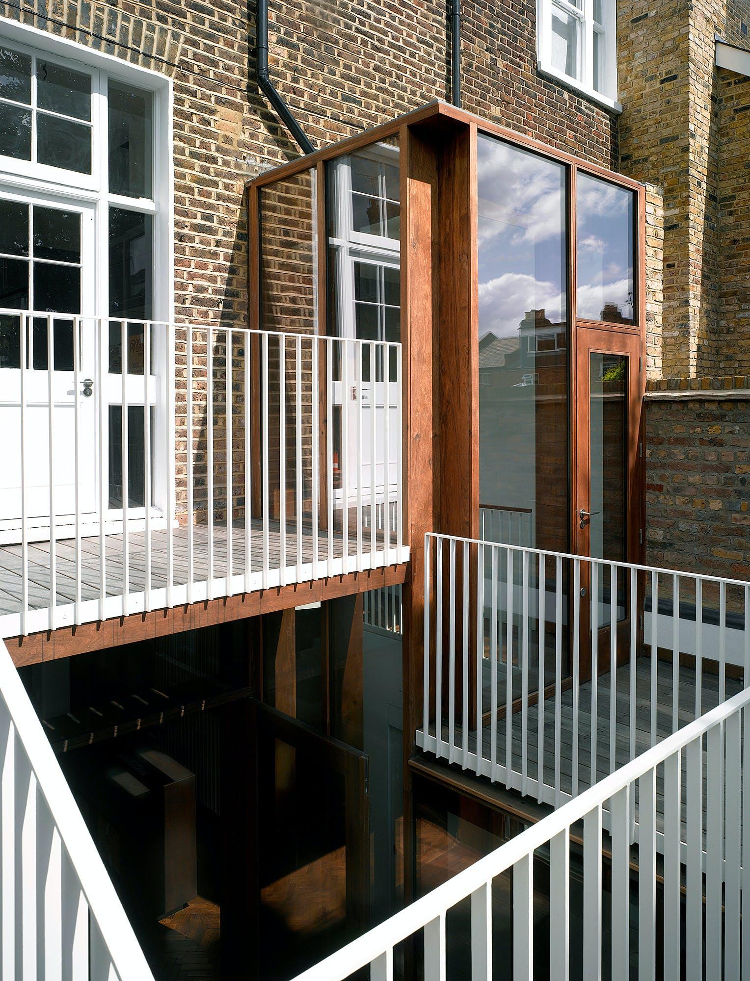 Dartmouth Park House London by AY Architects Nick Kane