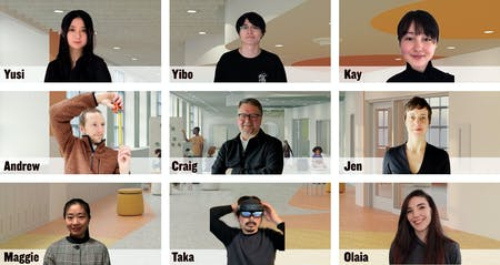The PLY+ team. All images courtesy of PLY+.