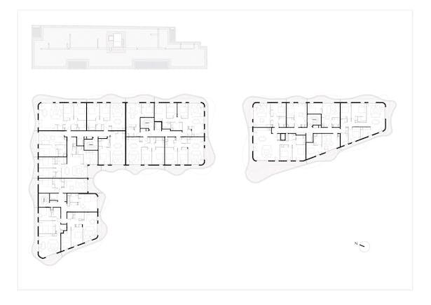 +4 Floor Plan