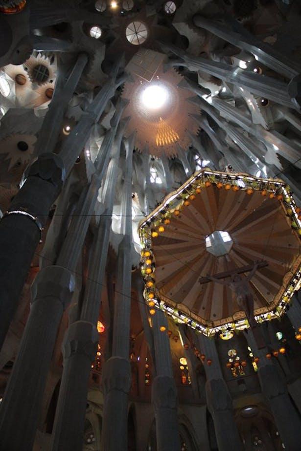 Barcelona, Spain_Sagrada Familia by Antonio Gaudí