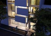 Desing & construction maison: Nea Smirni - Athens - Greece by http://www.facebook.com/WORKS.C.D
