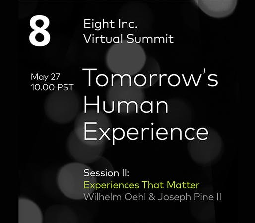 Tomorrow's Human Experience: Experience That Matters