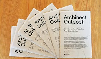 The Archinect Outpost Guide to the Los Angeles Arts District