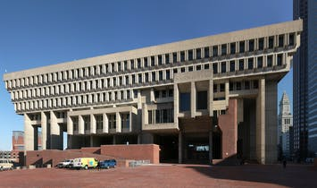 Michael McKinnell, co-designer of Boston's Brutalist City Hall, dies from COVID-19