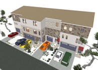 CUBICAL TOWNHOMES [ 2 HOMES & 4 HOMES]