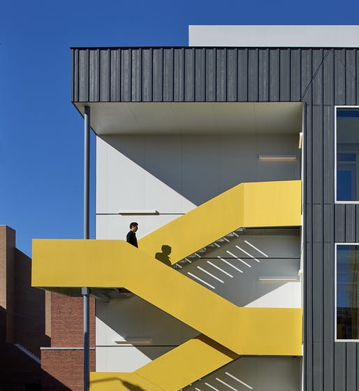 Mundo Verde Charter School in Washington, DC. Image courtesy of AIA education facility design awards
