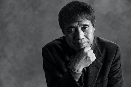 Tadao Ando. Photo © Kazumi Kurigami.