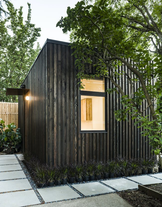 Kerns Micro House in Portland, OR by FIELDWORK Design & Architecture