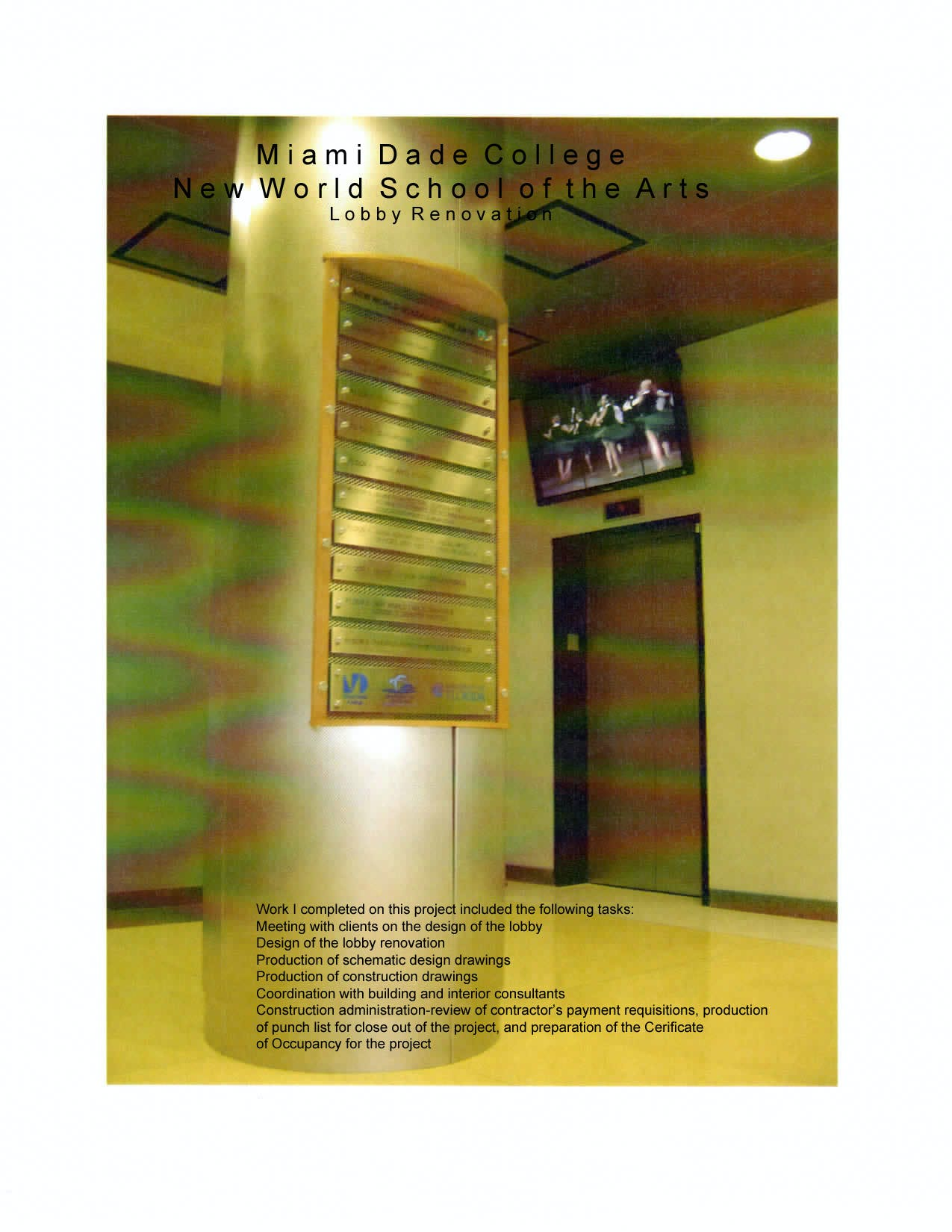 75 interior design courses miami dade college miami dade college culinary institute. Black Bedroom Furniture Sets. Home Design Ideas