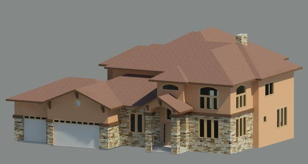 Front Option (Conceptual Rendering)