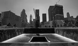 Water On at WTC Memorial
