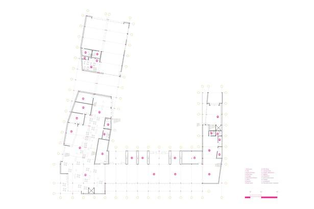 Ground Story Floorplan