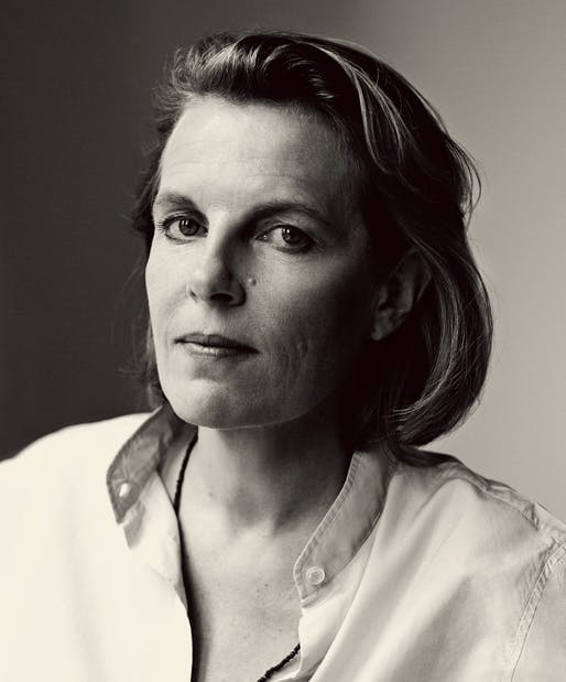Annabelle Selldorf, photo by Annemieke van Drimmelen, image via thegentlewoman.co.uk